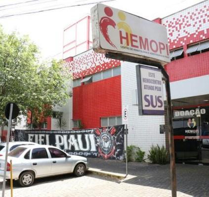Hemopi convoca doadores para manter estoque durante...