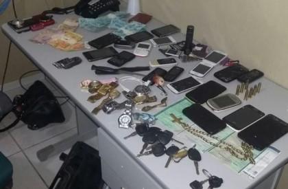 Suspeitos de tráfico de drogas são presos em Picos