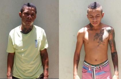Acusados de roubos em Oeiras se apresentam à polícia