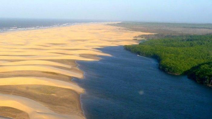 Barco desaparecido com 4 turistas no Delta de Parnaíba é encontrado