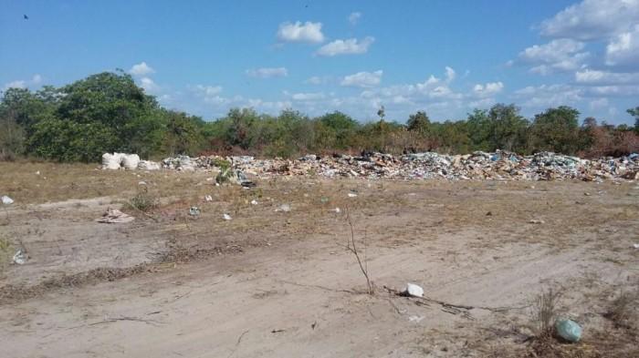 Câmara de Barras adia aprovação de crédito para compra de terreno para lixão