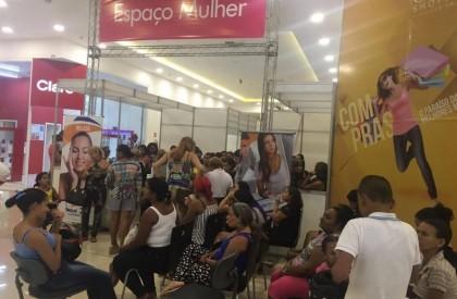 Caxias Shopping realiza programação para o dia das mulheres