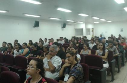 Exposição marca a abertura do I Forum Socioambiental de...