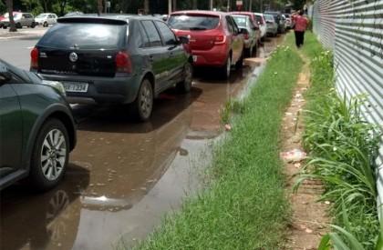 Mato e lama entre as duas maiores casas legislativas do PI
