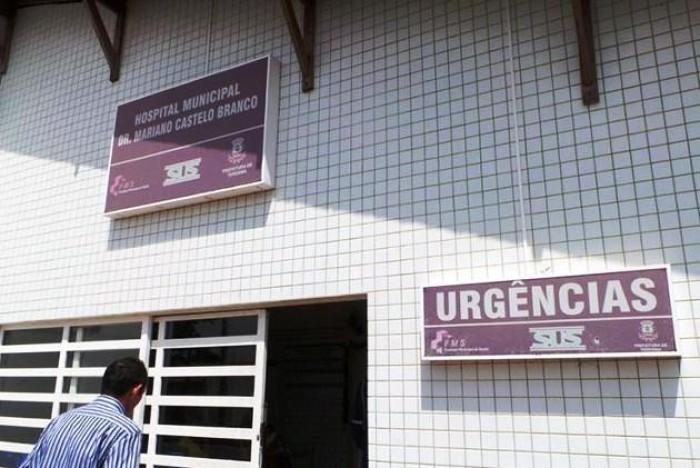 Mulher é presa após invadir hospital e tentar matar funcionária
