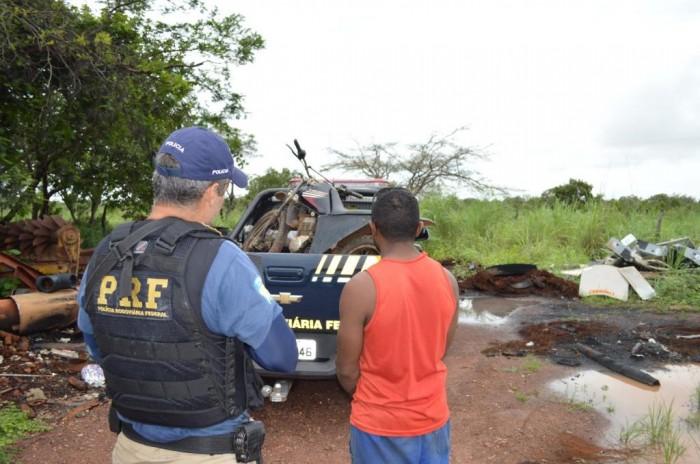 Operação conjunta recupera 31 veículos roubados em Uruçuí