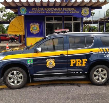 Parcial da PRF-PI contabilizou 35 autuados por...