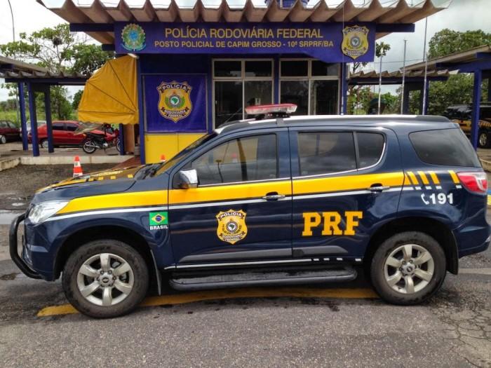 Parcial da PRF-PI contabilizou 35 autuados por embriaguêz