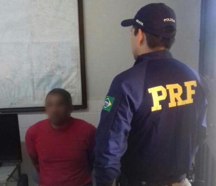 PRF prende acusados de tráfico e corrupção de menores em Floriano