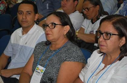 Secretaria de Educação de Valença participa de fórum com técnicos do MEC