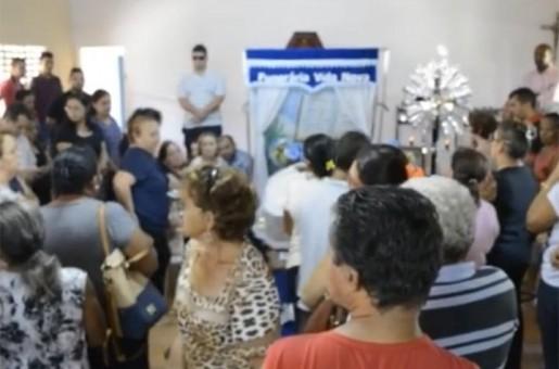 Familiares e amigos dão último adeus a Major Mayron em Valença