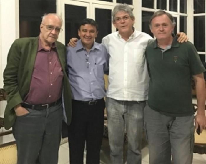 Wellington e governadores buscam liberação de R$ 7 bilhões em BSB