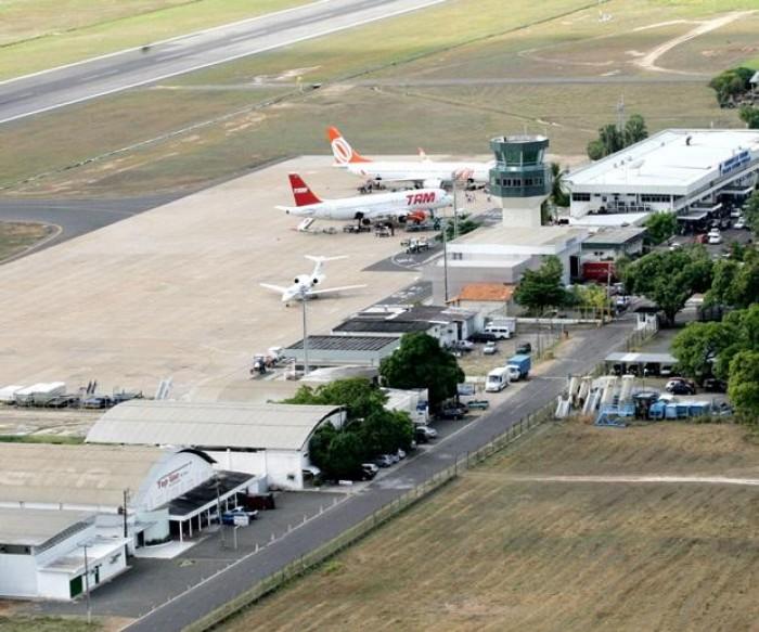 Aeroporto de Teresina terá pista interditada para reparos