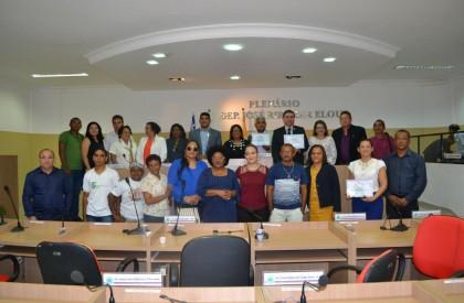 Câmara de Timon homenageia oito anos de criação do IFMA