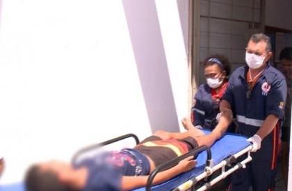 Garoto de 11 anos passa mal após ingerir bala oferecida por estranho