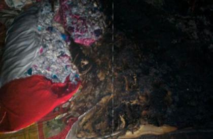 Homem é preso suspeito de agredir ex-namorada e incendiar a casa da vítima