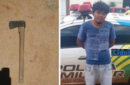 Homem morre após ser atacado a machadadas pelo irmão no PI
