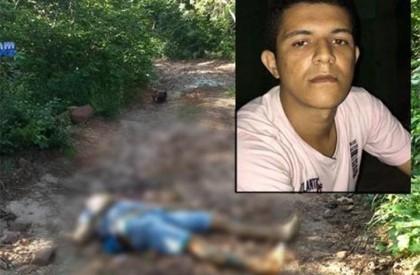 Jovem é encontrado morto em estrada vicinal próximo a...