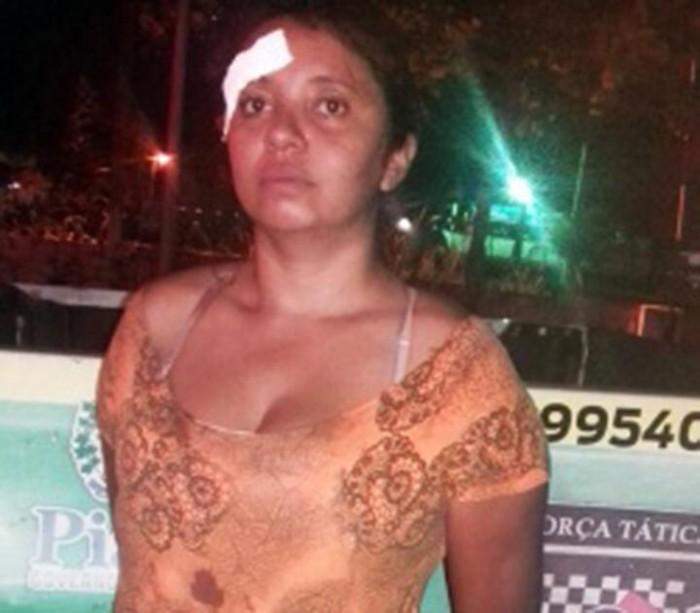Mulher mata marido a facadas após discussão em Altos
