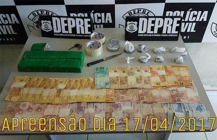 Operação Holofote prende 6 por tráfico de drogas em THE