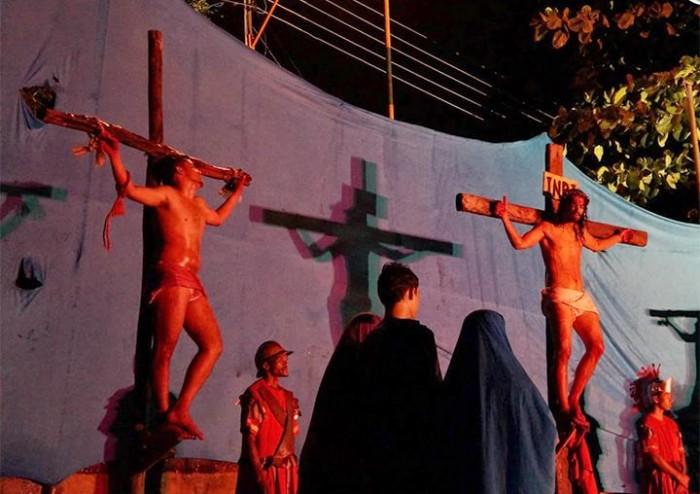 Paixão de Cristo do Monte Castelo deve receber 50 mil espectadores