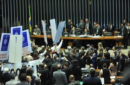 PI: Nove deputados votam a favor e um contra a reforma trabalhista