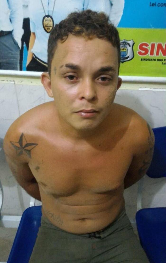 PM prende homem após atirar contra rival em via pública