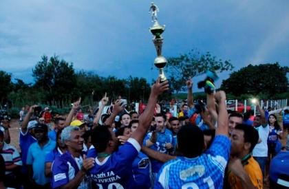 Ponte Nova é campeã de Campeonato em Pedro II