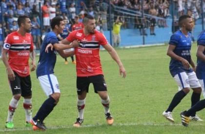 River assume liderança do Piauiense após derrotar Parnahyba
