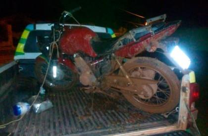 Detento com saída temporária rouba moto e é preso...