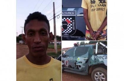 Polícia prende homem suspeito de assaltar farmácia em Valença
