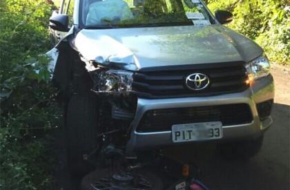 Funcionária pública morrem em acidente na zona rural de...