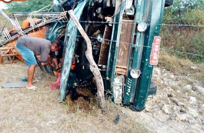 Homem morre em acidente na PI-229, sul do Piauí