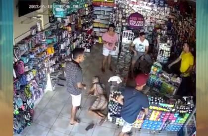 Idosa é agredida durante assalto em Luzilândia