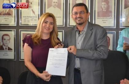 Picos tem nova secretária municipal de Finanças