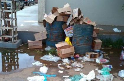 Picoenses terão que pagar pela coleta de lixo urbano