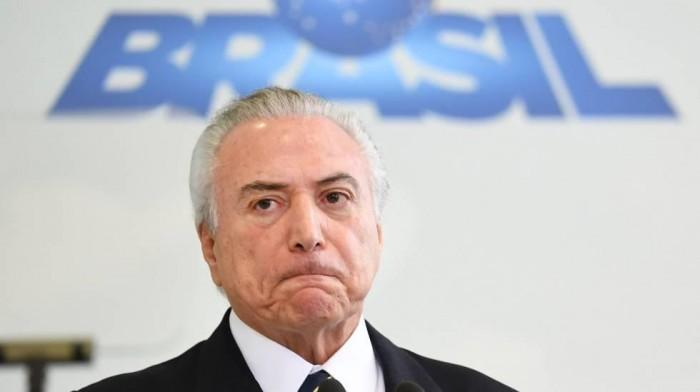 Temer é gravado dando aval para comprarem o silência de Cunha