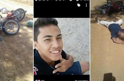 Acidente deixa uma pessoa morta na zona rural de Fronteiras