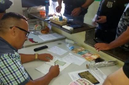 Agentes penitenciários são presos durante operação em Parnaíba