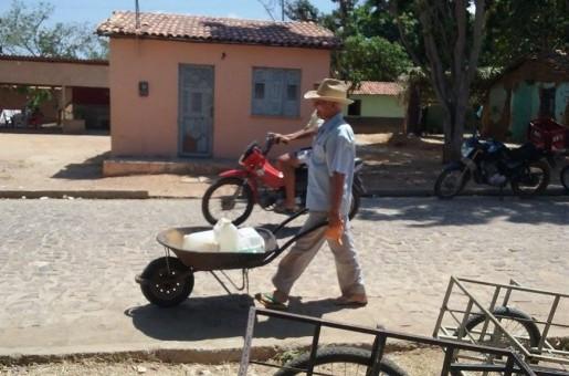 Pedro II: Há um dia de Festival, bairros sofrem com falta d'água