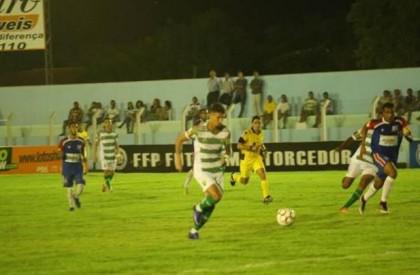 Altos goleia Tocantins por 4x0 no Campeonato Brasileiro