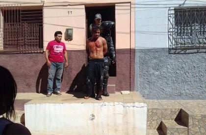 Assaltante é preso após roubar aparelho celular em Picos