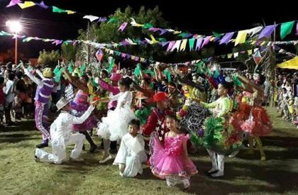 Comunidade recebe Festival Junino em Parnaíba