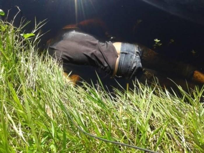 Corpo é encontrado dentro de lagoa em Ilha Grande do Piauí