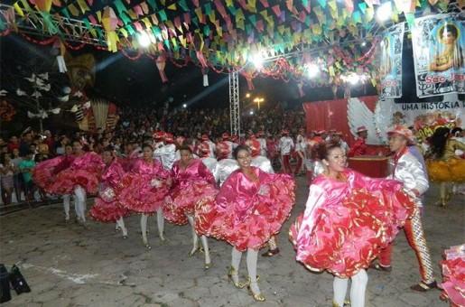 Festival Folclórico de Barras resgata tradição junina da região