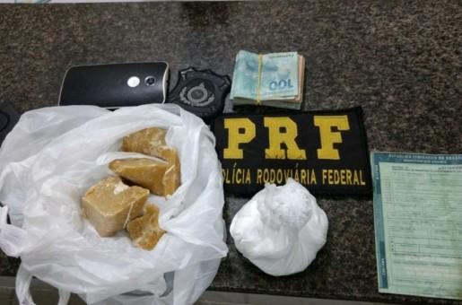 Funcionário de Prefeitura é preso por tráfico em Parnaíba