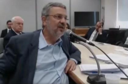 Lava Jato: Moro condena Palocci a 12 anos de prisão
