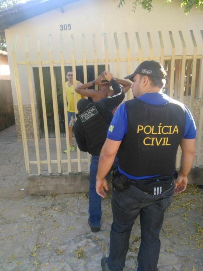 Operação 'Klepes': menores são apreendidos por roubos