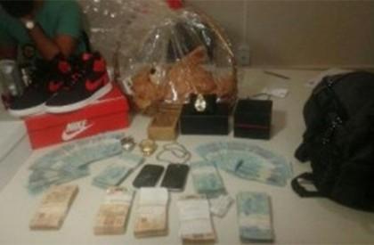 Polícia recupera R$ 64.174 de roubo do Sindicato dos...