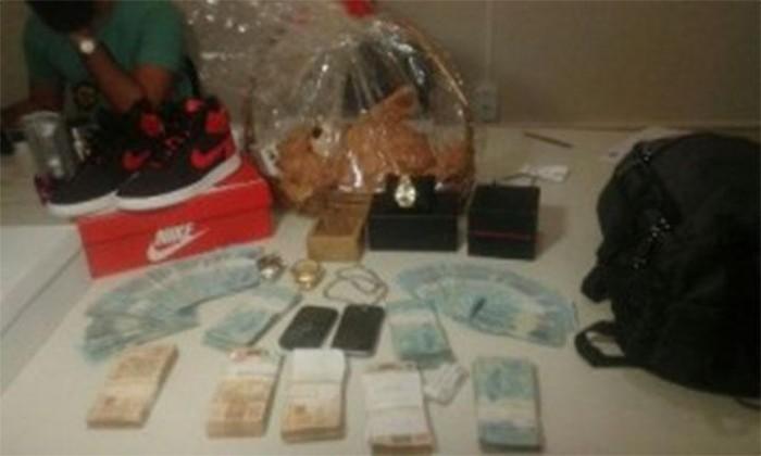 Polícia recupera R$ 64.174 de roubo do Sindicato dos Arrumadores de Floriano